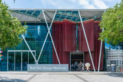 Dive in The World of Design at Red Dot Design Museum, Traveloka Xperience