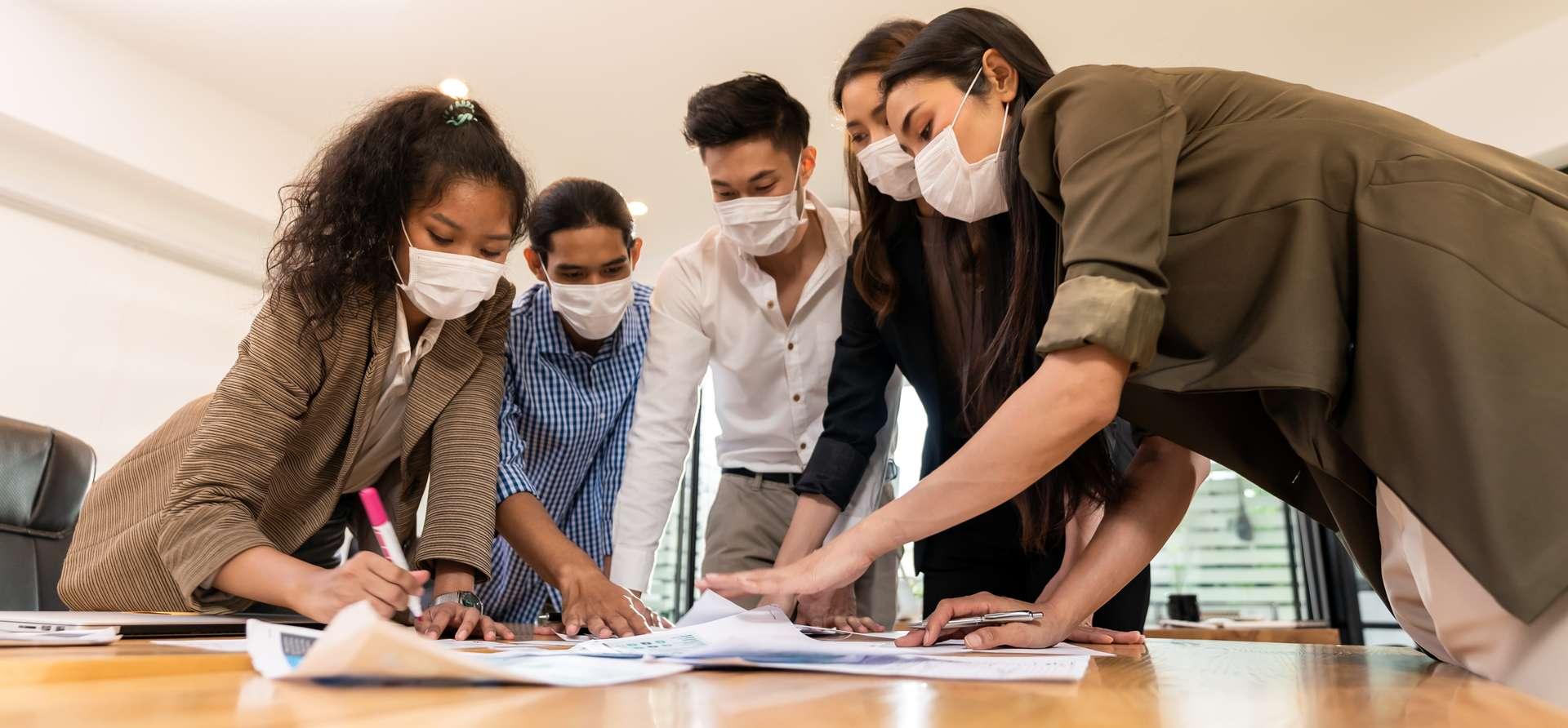 Tips Jaga Performa Bisnis Selama Pandemi COVID-19, Xperience Team