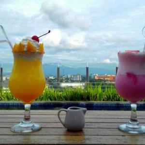 The Sky Lounge at Sala View Hotel