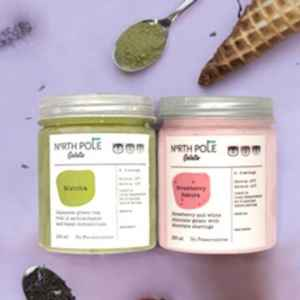 North Pole Gelato - Yummykitchen Menteng (Free Delivery)
