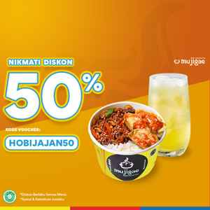 Mujigae - Cinere (Free Delivery)