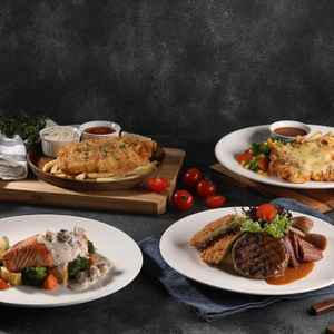 Willie Brothers Steak & Cheese - Mall of Indonesia