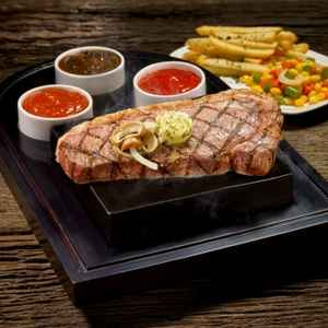 Steak 21 - The Living World (Free Delivery)