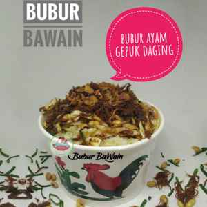 Bubur D'Sini - Cakung (Free Delivery)