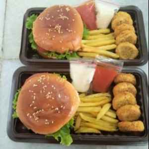 Burger Assyifa (Free Delivery)