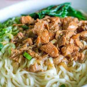 Bakmi Afung (Free Delivery)