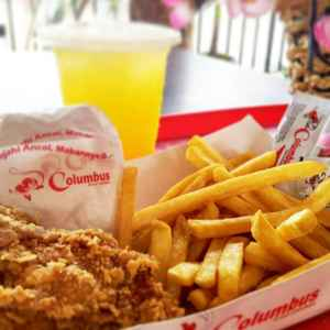 Columbus Fried Chicken - Ancol