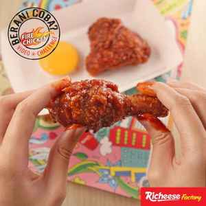 Richeese Factory - Majapahit