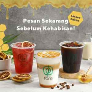 Fore Coffee - Wisma Gading Permai (Free Delivery)