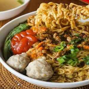 Mie Ayam KHOBOT (Free Delivery)