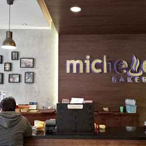 Michelle Bakery & Cafe - Tanah Sereal