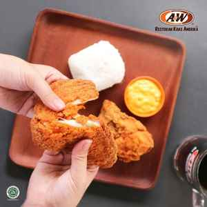 A&W - Food Junction Grand Pakuwon