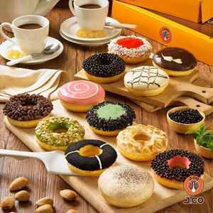J. Co Donuts & Coffee - Paragon City Mall