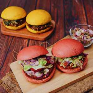 Gode Burger - The Boxx In