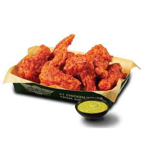Wingstop  - Graha Famili Commercial Area