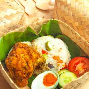 Nasi Liwet AHA Catering (Free Delivery)