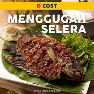 D'Cost Seafood - Ramayana Robinson Solo
