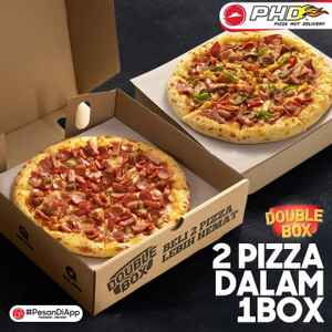 Pizza Hut Delivery - Wiyung