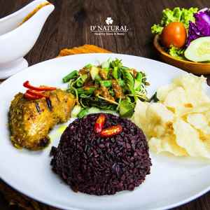 D'Natural Healthy Store & Resto