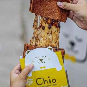 Chio Japanese Chesee Toast - Hartono Mall