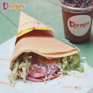 D'Crepes - Tangcity Mall