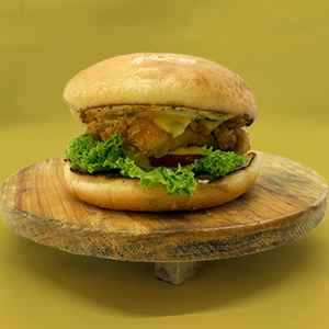 MostWanted Burger (Free Delivery)