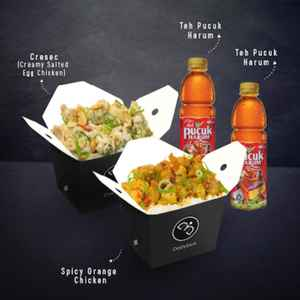 Dailybox - Grand Indonesia Foodprint (Free Delivery)