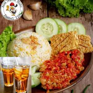 Ayam Geprek Shabo (Free Delivery)