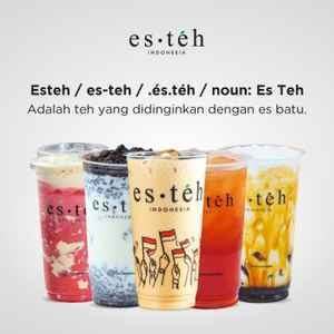 Esteh Indonesia - Monang Maning (Free Delivery)