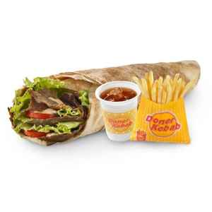 Doner Kebab - Grand Indonesia (Free Delivery)