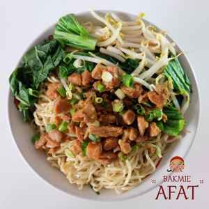 Bakmie AFAT - Tomang (Free Delivery)