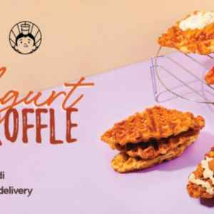 Hey! I am Yogost - Grand Indonesia (Free Delivery)