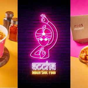 Accha Indian Soul Food - Gambir (Free Delivery)