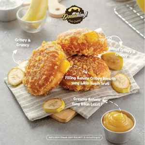 Donuthing - Graha Raya (Free Delivery)