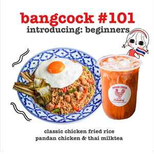 Bangcock thai (Free Delivery)