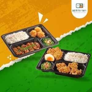 Bento Yay! - Greenlake (Free Delivery)
