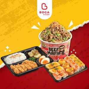 Boga Kitchen - Gading Serpong (Free Delivery)