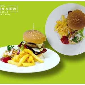Alibi at Garden View (Free Delivery)