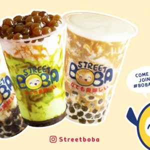 Street Boba - Tebet (Free Delivery)