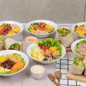 Healthy Salad by M Kitchen - Kelapa Gading (Free Delivery)