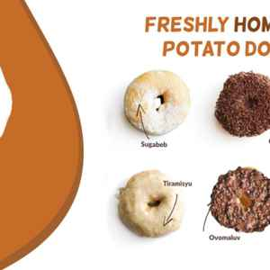 Tims Donuts - Hypermart Puri Indah (Free Delivery)