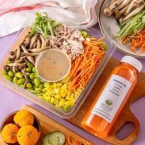 Extract Juice And Salad Bar - Lebak Bulus (Free Delivery)