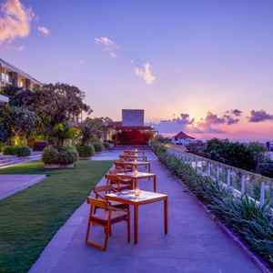 Evolutions Restaurant and Bar By Four Points By Sheraton Bali