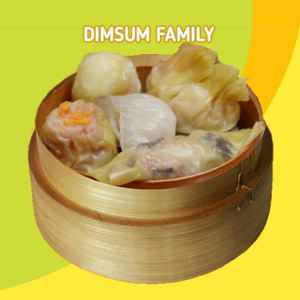 Dimsum Family - Ceger Raya (Free Delivery)