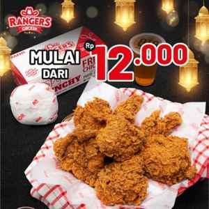 Rangers Chicken by MOR - Dave Apartment (Free Delivery)
