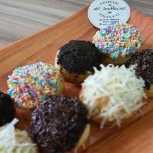 Donat Kentang By Mrs Snacklicious (Free Delivery)