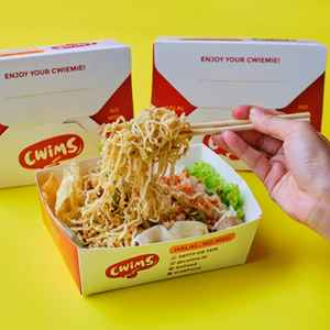 Bakmi Cwims - Modernland (Free Delivery)