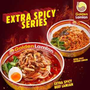 Golden Lamian - Citra Raya Ciffest (Free Delivery)