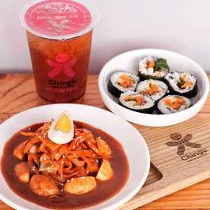 Little Seoul by Chingu Korean Cafe - Antapani (Free Delivery)