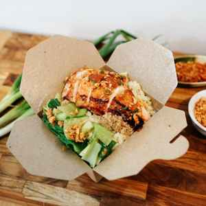 Nasi Tim Hore (Free Delivery)